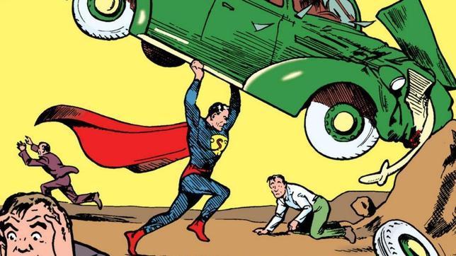 Cuando Superman no era el chico bueno y combatía desahucios y estafas a accionistas