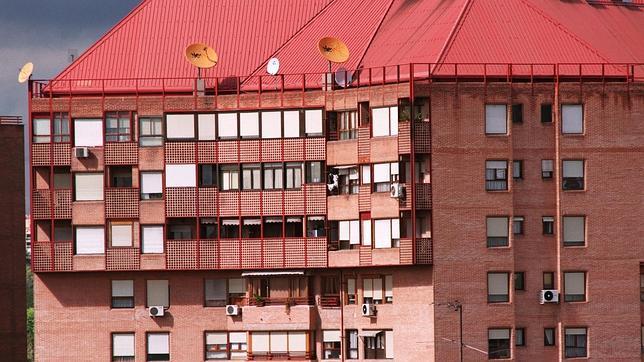Hay 3,44 millones de viviendas vacías en España