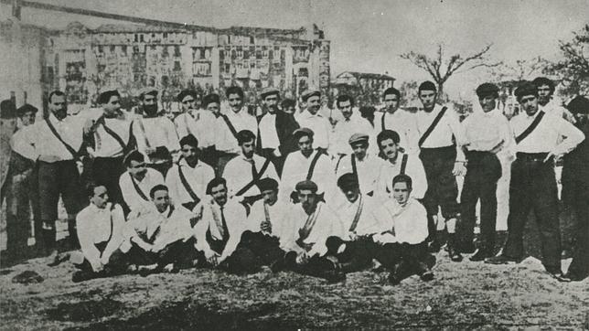 Las camisetas del Madrid, desde su origen