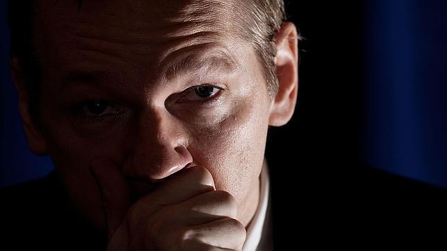 Assange en un fotografía de archivo