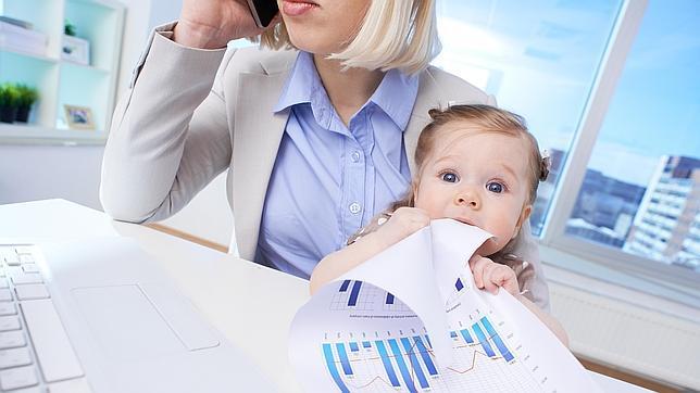 Los bebés de cinco meses ya son conscientes de lo que ven y lo recuerdan