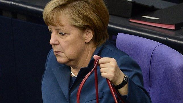 Merkel dice que el bienestar basado en el crédito ya no es una opción