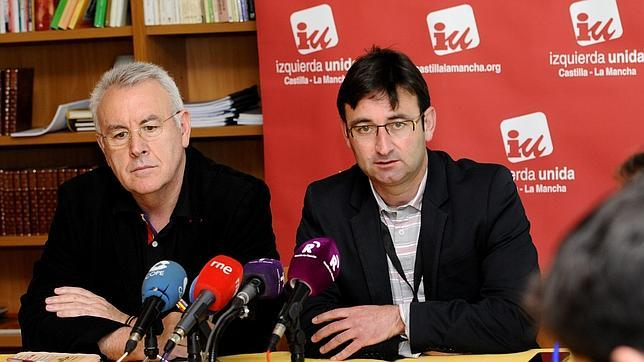 Daniel Martínez, reelegido coordinador regional de IU