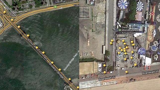 Space Mapper mostrará cómo utilizamos los espacios en las ciudades