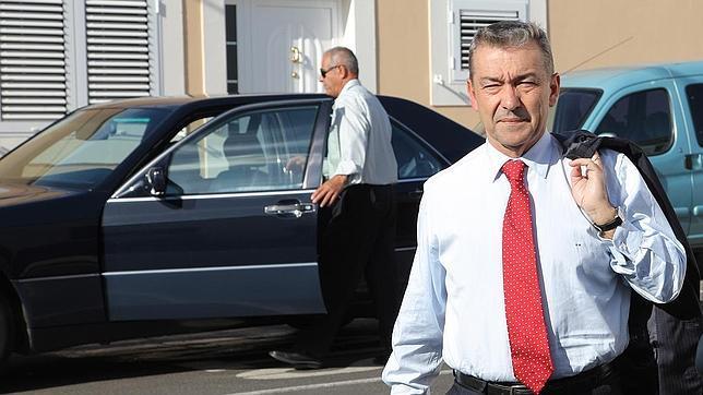 La seguridad privada que vigila la casa de Paulino Rivero cuesta 8.874 euros