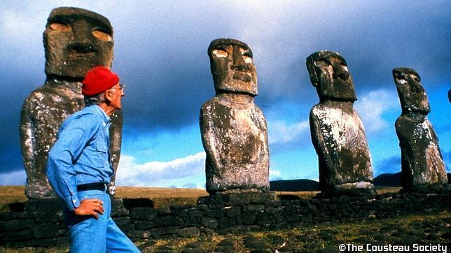 Chile realizará el sueño del comandante Cousteau: reforestar Isla de Pascua