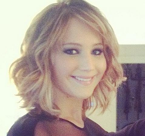 Jennifer Lawrence Se Apunta Al Corte De Pelo De Moda La