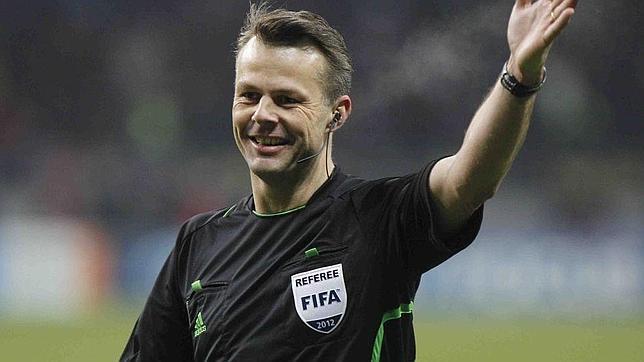 Kuipers, árbitro del Dortmund-Real Madrid