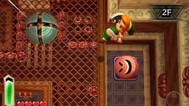 Zelda Vuelve A Nintendo 3ds Con Un Juego Ambientado En El Mundo De