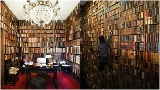 Las librer as m s bellas y originales del mundo - Librerias a medida en madrid ...