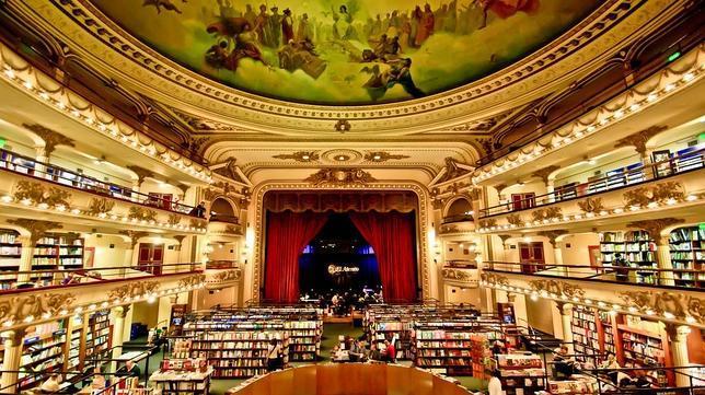 Librerías, trozos de paraíso en la Tierra