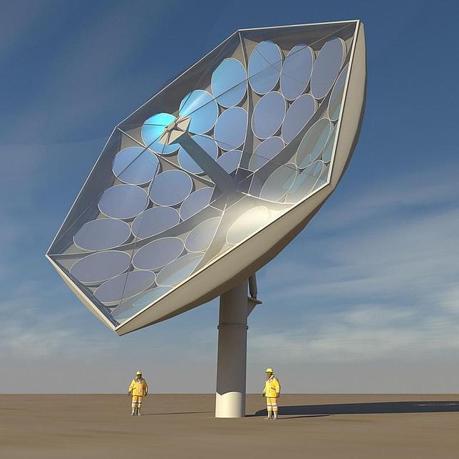 Científicos pretenden concentrar la energía de 2.000 soles