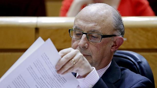 Hacienda multará con 10.000 euros a los que no declaren bienes en el extranjero