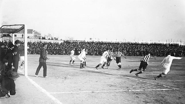 Del Campo del Retiro al Estadio Olímpico, un paseo por 110 años de historia del Atlético de Madrid