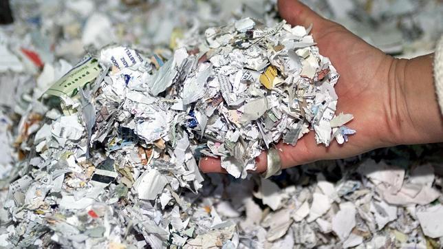 La destrucción de documentos, unaoportunidad de negocio ... - photo#21