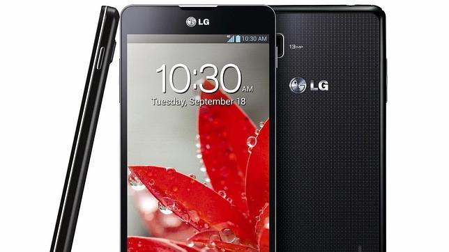 LG lanzará su primer «smartphone» con pantalla flexible a finales de año