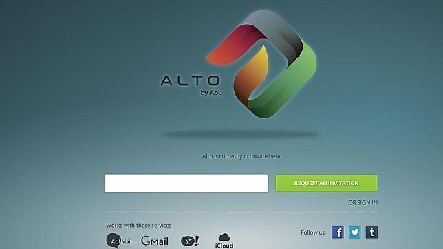 Altomail, el correo visual de AOL que cambiará el uso del tracional