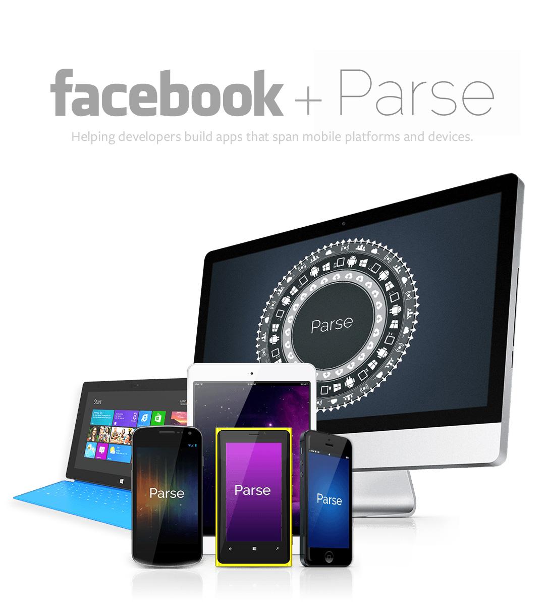 Facebook compra Parse para desarrollar aplicaciones móviles