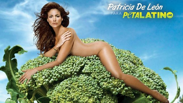 Patricia de León: «Come tus verduras. Son muy ricas»