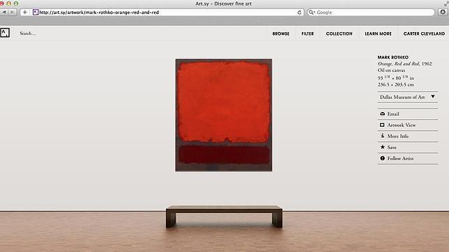 Decir silencioso el arte est haciendo la transici n online for Que quiere decir contemporaneo