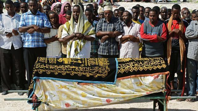Los señores de la guerra se marchan al sur de Somalia