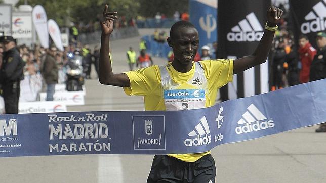 http://atletismodefondo.wordpress.com/ maratón de madrid