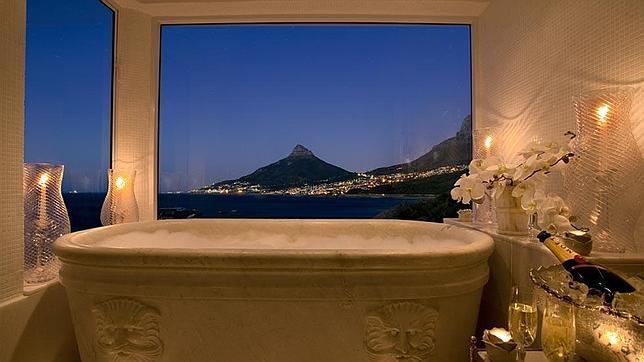 Diez ba eras de hotel con vistas incre bles for Baneras vistas
