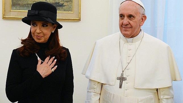 La extraña devoción de Cristina Fernández