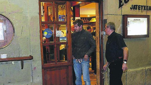 Vettel, de incógnito en Bilbao y San Sebastián