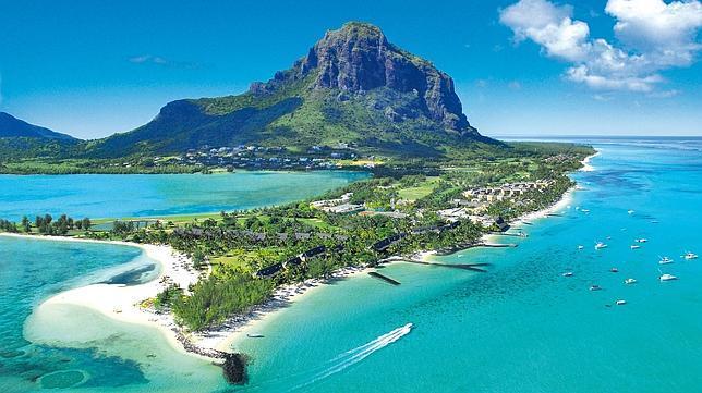 Paradis Hotel, de la cadena Beachcomber, en Isla Mauricio