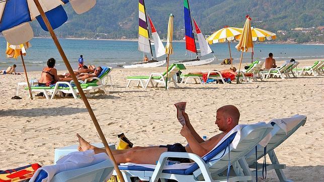 Las playas de Phuket