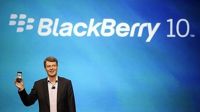 El CEO de Blackberry cree que las tabletas no tendrán sentido en cinco años