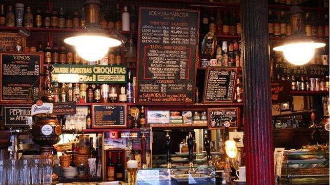 Los diez mejores locales para tomar el aperitivo en Madrid