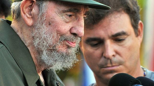 Antonio, el hijo golfista de Fidel Castro