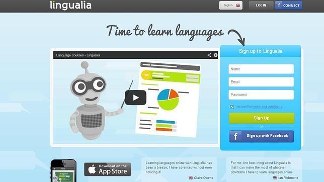 El portal de idiomas Lingualia rompe esquemas gracias a la inteligencia artificial