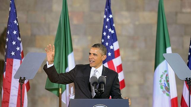 Obama destaca progreso de México y pide dejar de lado «viejos estereotipos»