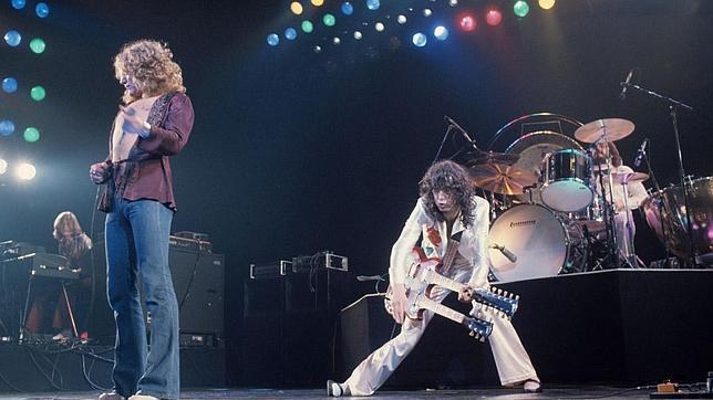 La vida secreta de Led Zeppelin
