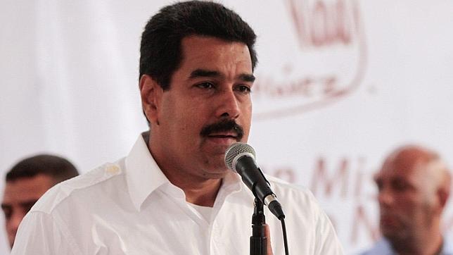Maduro acusa a Obama de planear los últimos hechos de violencia en Venezuela