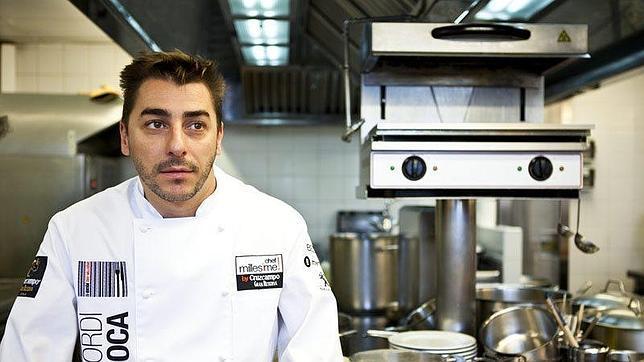 Jordi roca la cocina es como el rock and roll for Hermanos roca biografia