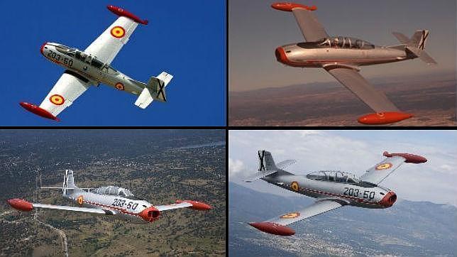 El Saeta, un avión pionero en la historia de la aviación española