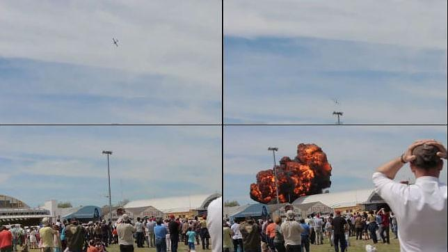 Accidente de avión en Cuatro Vientos: El piloto fallecido era ayudante del ministro de Defensa