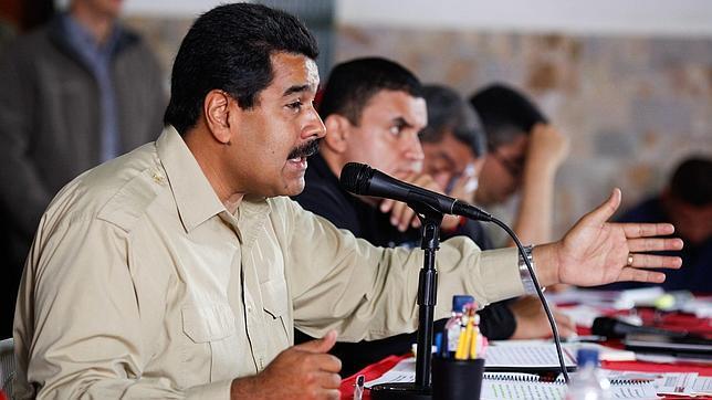 Maduro ordena el despliegue de los militares para combatir la inseguridad
