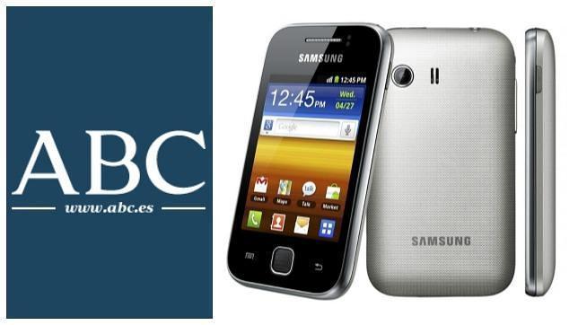 ABC.es regala un Samsung Galaxy Y para celebrar los 120.000 usuarios en Facebook