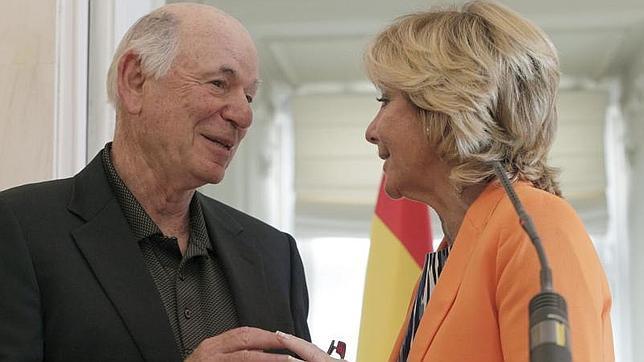 Aguirre desvela que Adelson visitará Madrid la próxima semana