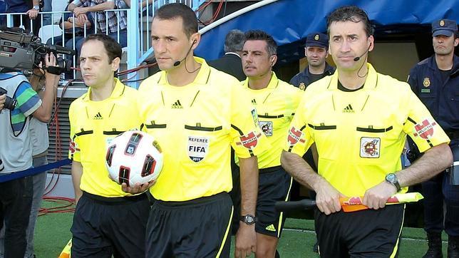 Clos Gómez, árbitro para la final entre Real Madrid y Atlético