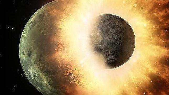 El agua de la Luna, la misma que la de la Tierra
