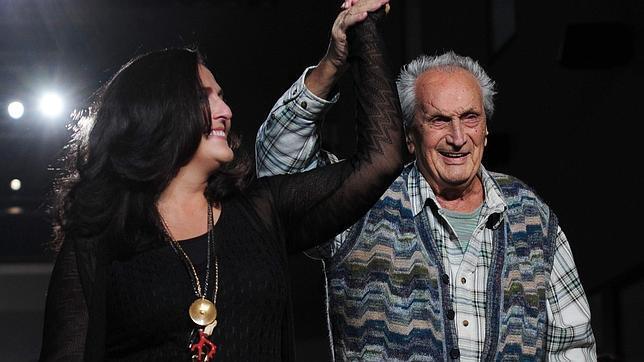 Muere Ottavio Missoni, uno de los principales referentes de la moda italiana