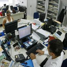 Los diez mayores riesgos para nuestra salud en la oficina for Riesgos laborales en una oficina