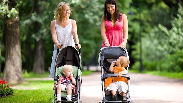 Los diez hábitos que te harán ser una madre feliz