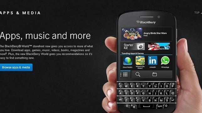 Q10, ¿la esperanza de Blackberry?